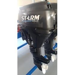 STORM 9,8KM 4T silnik...